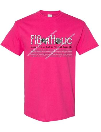 Figaholic Definition T-shirt Size - S