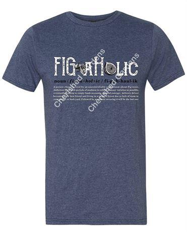 Figaholic Definition Soft style T-shirt Size - XL